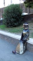 living statue 04 by LunaPopelka