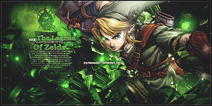 The Legend Of Zelda by MyrkaRauda97