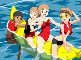 More TF2 Girls by jasoncrazyfangirl