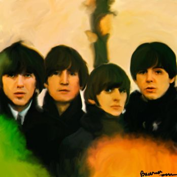 Beatles For Sale by Brenners