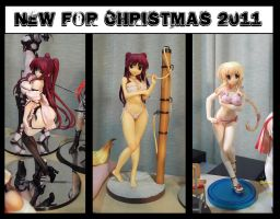 Christmas Presents 2011 by AnimeFigureFaction