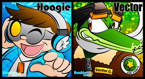 Hoagie n' Vector 3: Switched by Porn1315