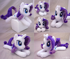 Rarity Lying Beanie by lazyperson202