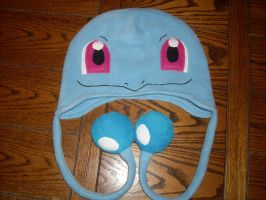 Squirtle Hat by ChristopherDurdle