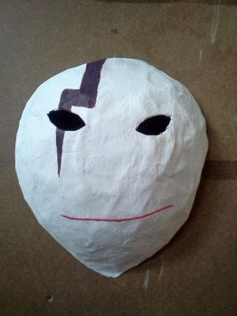 Hei mask from Darker than Black by TranquilCat