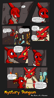 Mystery Dungeon: The Story of a Pokemon (Page 1) by Ryusuta