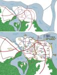 Classism: Elgensted Map by klinanime