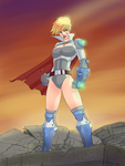 Powergirl ver.1.01 by Flick-the-Thief