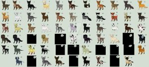 Name Your Price Canine Adopts~ CLOSED/MOVED by SapphireSquire