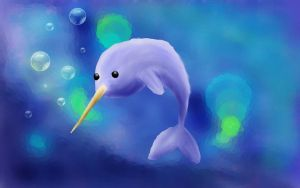 The Narwhal by below-the-surf