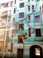 Kunsthof in Dresden, Germany by Abstract-scientist