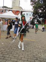 Sailor Pluto by deixaeutirafoto