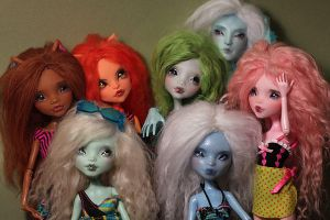 Monster High 2-25-12 (Mohair!) by Armeleia