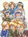 Hetalia Selfie! by Crystal-Star74