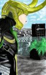 Loki These world would be mine... by Victoria-Creed