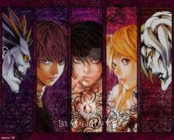 death note~! by sherryqiran