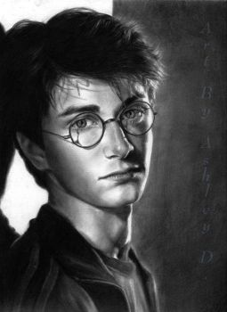 Dan Radcliffe- PoA by shley77