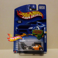 HOT WHEELS 2002 WHATTA DRAG COLLECTOR 145 by idhotwheels