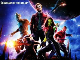 Guardians of the Galaxy! by Angelgirl10