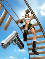 South Pacific, Bridge by tombraider4ever