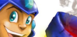 Mega man Tribute Teaser by el-sour-maldito
