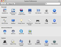 leopard system preferences 2.0 by fyton5