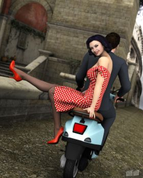 Roman Holiday by twosheds1