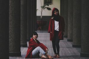 The reds. by januarain