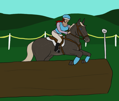 Flash Cross Country by theRyanna