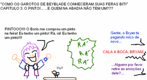 Beyblade XD - Pintos russos by Star-Clair