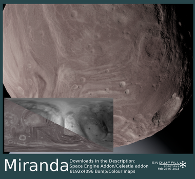 Uranus Project Missing Data - Miranda by Snowfall-The-Cat