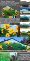 Tuscan Mural In-Depth by Vivifx