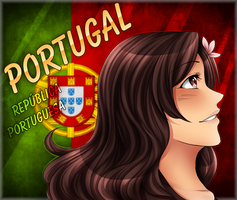 Portugal - Happy Birthday India-Chan! by kamillyanna