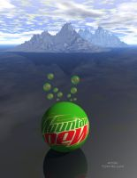 Mountain Dew - Feel The Fizz by TomWilcox