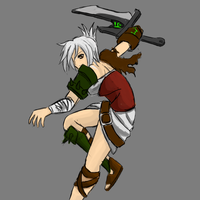 Riven the exiled by ThunderHQ