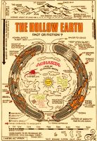 hollow earth theory by dagamon