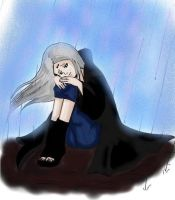 So Alone Colored by Madaiko