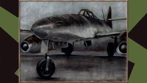 3RD REICH LW ME262 it s all about me by PanzerBob