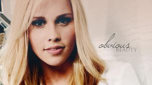 Claire Holt by McOlussska