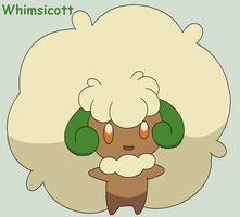 Whimsicott by Roky320