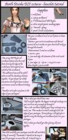 Aerith Dissidia DLC - bracelets tutorial by Anathiell