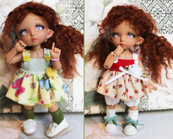 Pukifee Dresses by WaterGleam