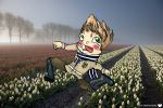 Hetalia - Netherlands is High by PucchiPuchi