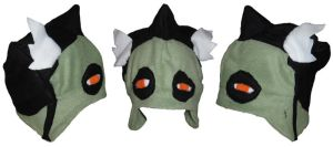 Zombie Fleece Hat by Noblae