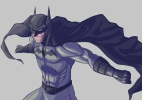 BATMAN by Ulics