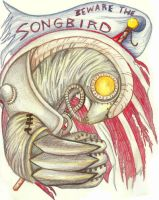 Songbird Logo by toughraid3r37890