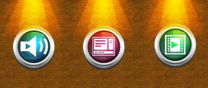 Mediasign pro icons by blue2x