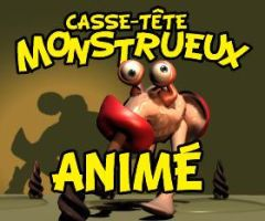 Casse-tete anime by Michedepain