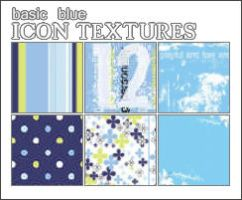 Icon Textures: Basic Blue by v3rtex
