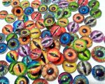Glass Eye Cabochons for OOAK Sculptures by Create-A-Pendant